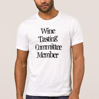 Vinavsmakning Tee Shirt