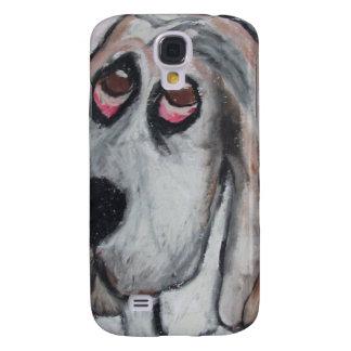 Vincent Bassethunden Galaxy S4 Fodral