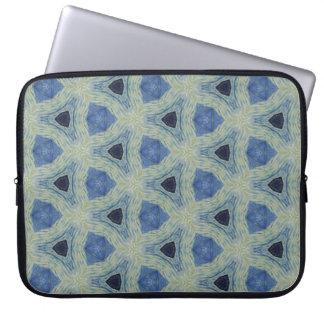 Vincent mönster no.1 laptop sleeve