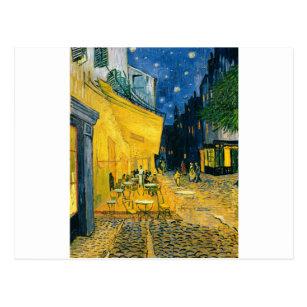 Vincent Van Gogh | Cafeterrass, ställe du Fora Vykort