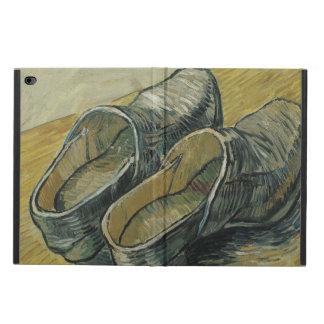 Vincent Van Gogh en para av läderträskor Powis iPad Air 2 Skal