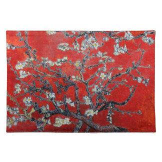 Vincent Van Gogh grenar med mandelblommar Bordstablett