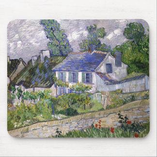 Vincent Van Gogh hus på Auvers Mus Matta