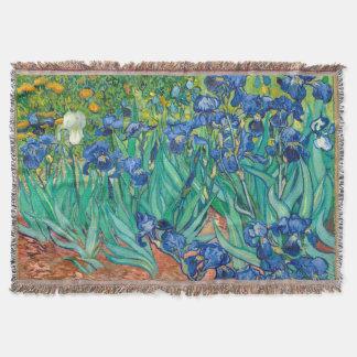 VINCENT VAN GOGH - Irises 1889 Mysfilt