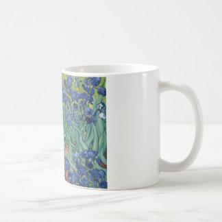 Vincent Van Gogh - Irises Kaffemugg