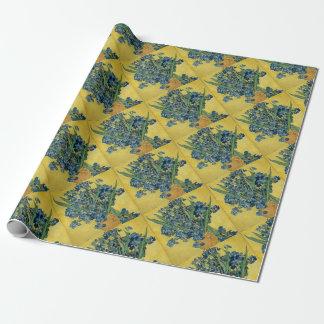 Vincent Van Gogh - Iriseskonstarbete Presentpapper