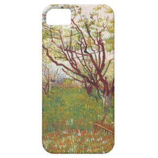 Vincent Van Gogh körsbärträd iPhone 5 Skal