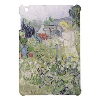 Vincent Van Gogh | Mademoiselle Gachet i trädgård iPad Mini Mobil Fodral