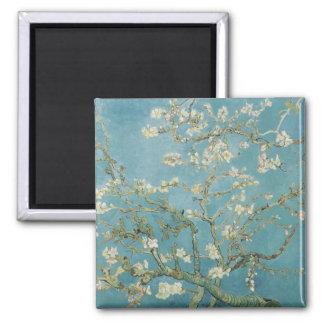 Vincent Van Gogh mandelblommar Magnet