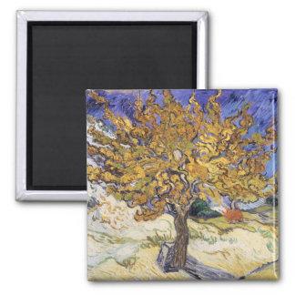 Vincent Van Gogh | mullbärsträdträd, 1889 Magnet
