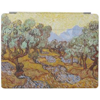 Vincent Van Gogh   olivträd, 1889 iPad Skydd