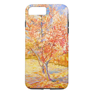 Vincent Van Gogh persikaträd i blommarvintage