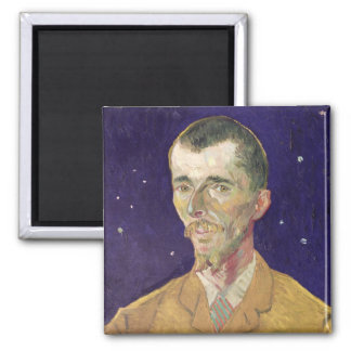 Vincent Van Gogh   porträtt av Eugene Boch 1888 Magnet