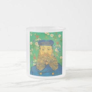 Vincent Van Gogh - porträtt av Joseph Roulin Kaffe Koppar