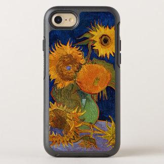 Vincent Van Gogh sex solrosGalleryHD konst OtterBox Symmetry iPhone 7 Skal