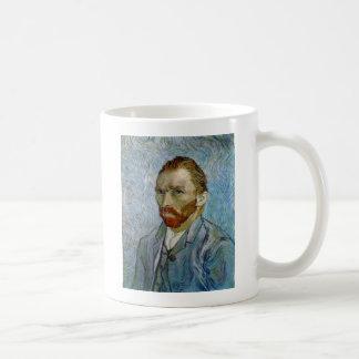 Vincent Van Gogh självporträtt Kaffemugg