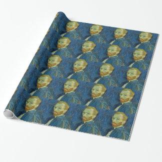 Vincent Van Gogh - självporträtt Presentpapper