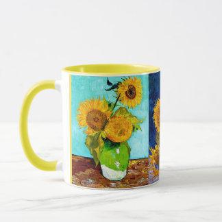 Vincent Van Gogh - solrosmugg Mugg