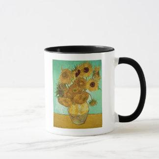 Vincent Van Gogh | solrosor, 1888 Mugg