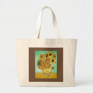 Vincent Van Gogh - solrostoto Jumbo Tygkasse