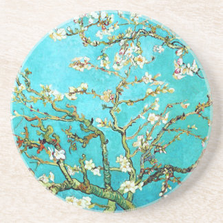 Vincent Van Gogh som blomstrar mandelträd Underlägg Sandsten