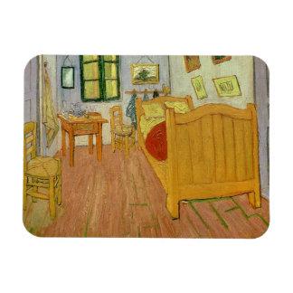 Vincent Van Gogh | sovrummet, 1888 Magnet