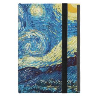 Vincent Van Gogh Starry natt iPad Mini Skal