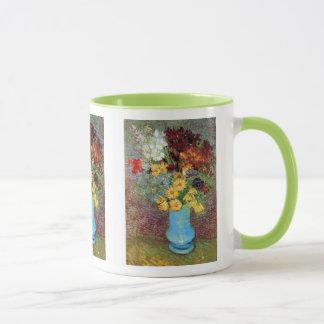 Vincent Van Gogh - vas med daisy och anemoner