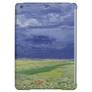 Vincent Van Gogh | Wheatfields under