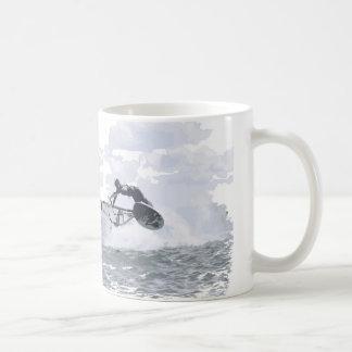 Vindsurfa muggen kaffemugg