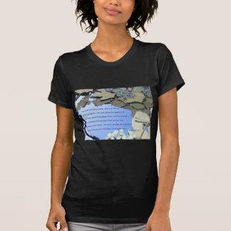 Vine och grenar t-shirts