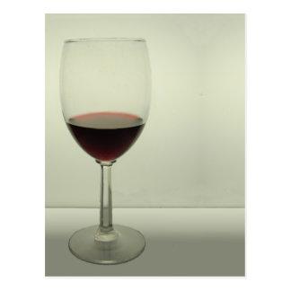 Vinexponeringsglas Vykort