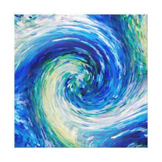 Vinka till Van Gogh Canvastryck