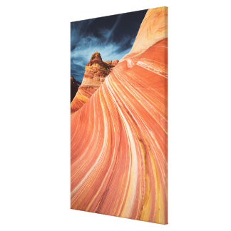 Vinka, vermilion klippor, Arizona Canvastryck