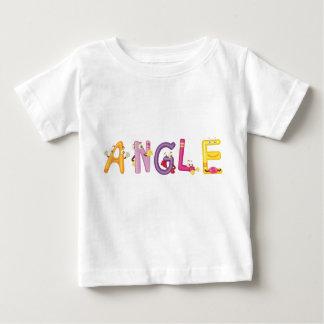 Vinkel babyT-tröja Tshirts