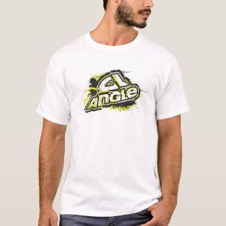 "Vinkel""böjapparat 2"" utslagsplats - vit tshirts"