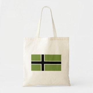 Vinland flagga - totot hänger lös budget tygkasse