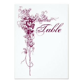 Vinlandsbyggsbröllop 12,7 X 17,8 Cm Inbjudningskort