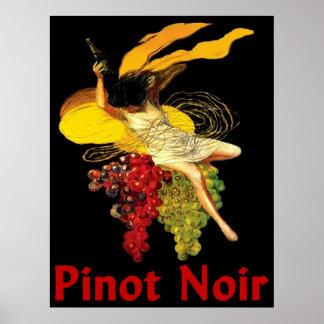 VinMaid Noir Pinot Poster