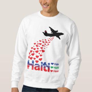 Vinst till - Haiti luft tappar - tröjan Sweatshirt