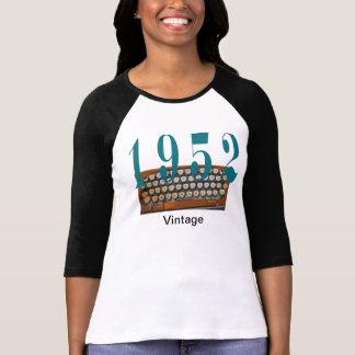 Vintage2012 Techie skjorta 1952 T Shirts