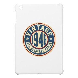 Vintage 1946 alla originaldelar iPad mini skydd