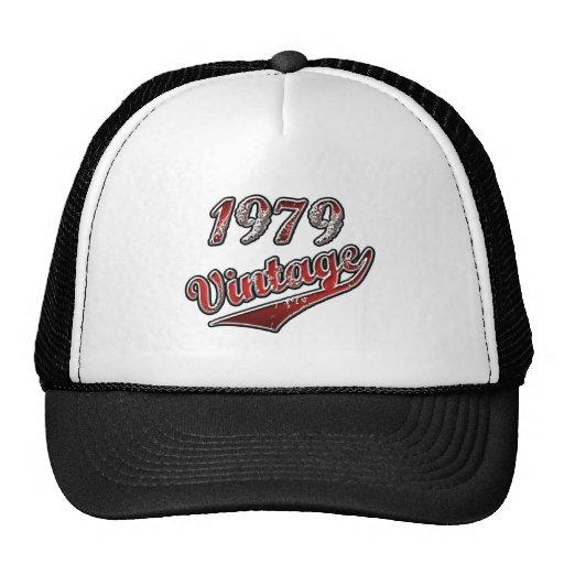 Vintage 1979 keps