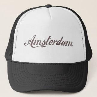 Vintage Amsterdam Keps