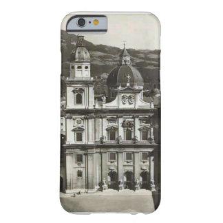 Vintage bild Österrike, Salzburg, Domkirche Barely There iPhone 6 Fodral