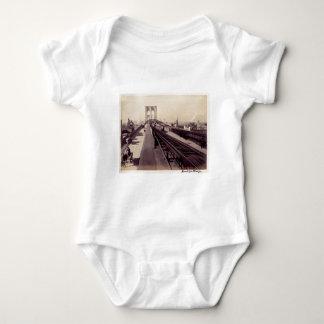 Vintage Brooklyn överbryggar T Shirt