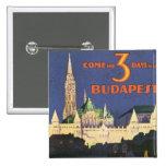 Vintage Budapest Pins