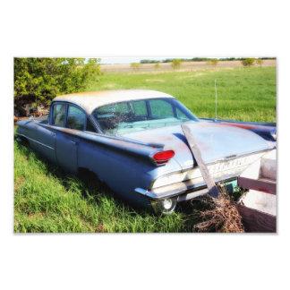 Vintage car fotografier