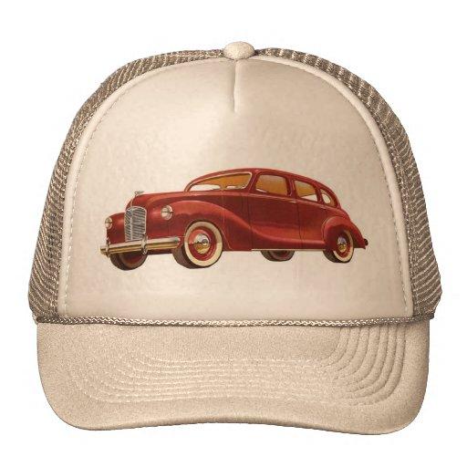 Vintage cartruckerkepslock baseball hat