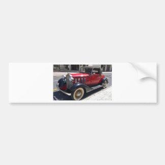 Vintage Chevrolet.jpg Bildekal